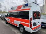 海口正规120救护车转运病人回家,跨省护送患者出院