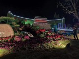 北京绿雕公司五色草雕塑植物墙卡通绿雕厂家