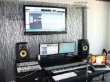 供应专业豪华音频控制台,录音棚工作台,编曲桌