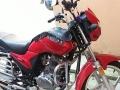 豪爵翼爽150-23a摩托车
