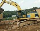 个人二手挖掘机 小松360 手续齐全!