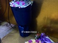 漳浦鲜花预订玫瑰情人节送花婚礼婚车装饰杜浔旧镇赤土
