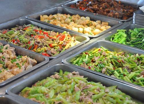 舟山工业区食堂承包(百顺餐饮)十余年经验,百余家合作单位