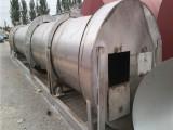 转让二手滚筒干燥机 1.8X18m滚筒干燥机