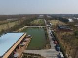 上海崇明长岛庄园环保植树环岛骑行 真人CS 射箭烧烤等进行中