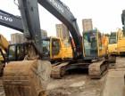 江苏二手挖掘机市场 沃尔沃210挖掘机热销