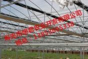 玻璃板温室建设_连栋玻璃温室大棚建造找明君农业