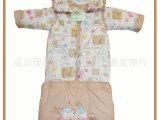 批发 米豆酷尔 宝宝加长睡袋 可开帽儿童多功能睡袋