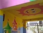 济南幼儿园彩绘 幼儿园外墙设计选盒子彩绘