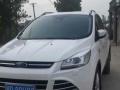 福特翼虎2013款 翼虎 2.0GTDi 自动 四驱尊贵型 私家