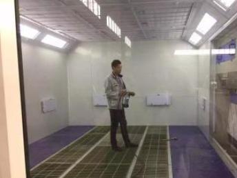 淄博环保设备价格,烤漆房供应厂家,环保汽车烤漆房