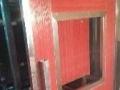 铁板烧桌子椅子低价出售