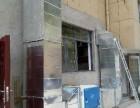 佛山饭店厨房工程-不锈钢烟罩制作安装餐饮白铁通风排烟工程
