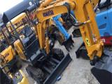 池州优选二手小挖机厂家玉柴小挖机二手微型液压挖掘机