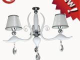 简约欧式水晶灯现代时尚创意吊灯客厅卧室餐厅吊灯具灯饰