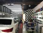 急转红湾第二工业区红湾商务中心汽车美容门面转让