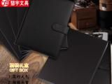 彗宇最便宜PU商务活页记事本 可小批量定制logo的笔记本厂家