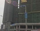 两江新区中央公园旁,轻轨出口旁十字路口临街社区门面