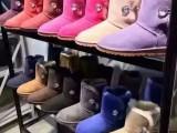 ugg雪地靴女靴男鞋批发市场 厂家 泡泡龙鞋包