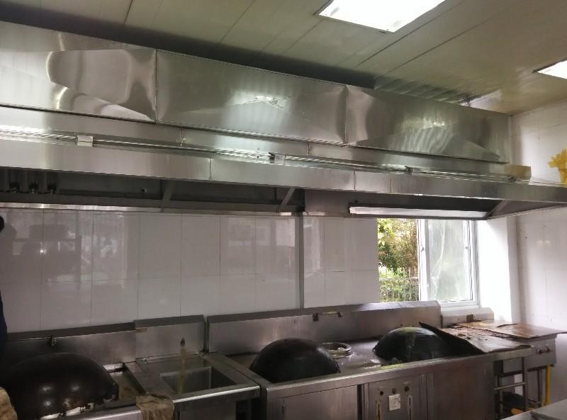 宁波绿洁专业油烟管道及油烟罩清洗 工厂酒店学校食堂
