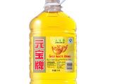 元宝牌大豆油5L 特纯一级大豆油 家用炒菜食用油 炒菜专用色拉油