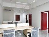 带家具 三个办公室 8200元120平 经发大厦 天地时