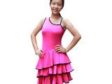 淘宝货源批发 2015新款儿童服装拉丁舞服 儿童服限量版 支持混