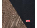 0.8mm pu沙发皮革面料人造革软包硬包面料仿皮料 金殿花