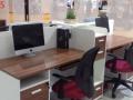 临沂办公家具厂办公桌椅 一对一培训桌椅 话务桌设计定做厂家直