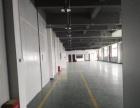 福永新和红本原房东带装修1800平米厂房便宜出租