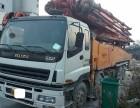 泵车 二手混凝土泵车 乌鲁木齐泵车供应