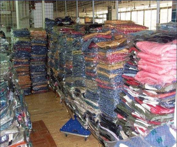 上海库存面料收购回收 布料回收 服装回收 童装回收 衣服回收