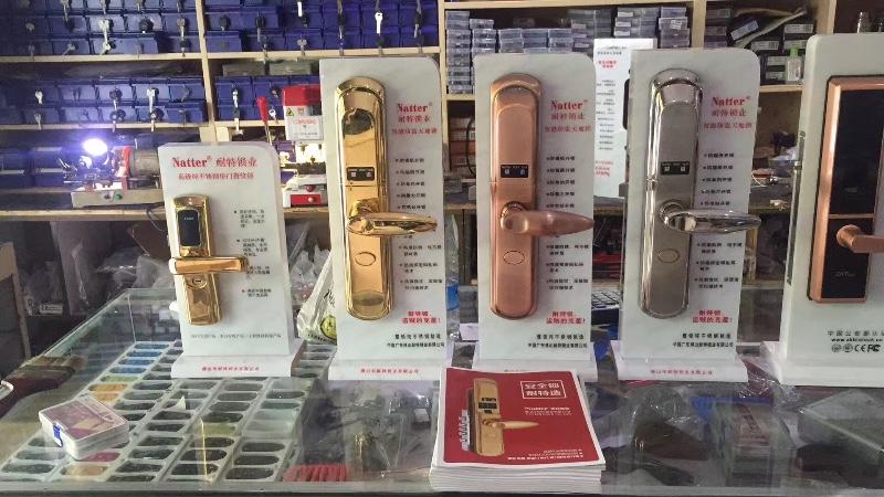 杭州下沙开锁 出售各类锁具 指纹锁 24小时上门服务随叫随到