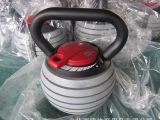 40lbs (18kg)可调节哑铃 厂家直销铸铁壶铃 出口品质