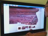 相簿软件,手势翻图,产品图片展示软件,触摸屏软件,软件定制开发