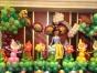 盛典气球10年专业气球装饰品质,婚礼气球场地布置