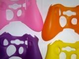 厂家供应硅胶手柄游戏机 按键点单 透明 防滑 保护套