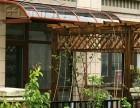 法式雨搭透明雨棚欧式遮阳蓬