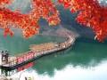赣州上犹陡水湖+森林小火车+京明度假村休闲汽车三日游