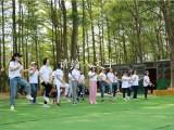 东莞公司团队旅游 团建野炊趣味互动 松山湖团建基地