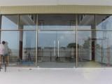 和平区钢化玻璃门安装-不锈钢玻璃门定制