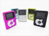 缺口苹果有屏插卡MP3  带屏TF卡mp3播放器