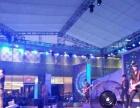 广州市从化区舞台音响灯光桁架铝架led屏幕场地布置