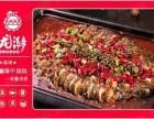 龙潮美式炭火烤鱼加盟费多少?