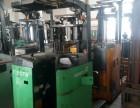 玉树县低价出售2吨3吨4吨5吨二手杭州柴油叉车 二手夹抱叉车