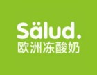创业开Salud冻酸奶加盟店只需1-5万