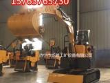最好操作的微型全液压挖掘机 小型履带式挖坑机 生产厂家