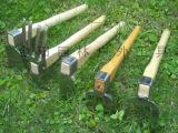 厂价直销台湾/日本5件套园林工具 不锈钢园艺花园工具套装 农用锄