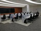 广州专业生产地铁指挥中心调度台厂家 研判台图片