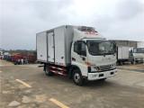 济南江淮骏铃V6 4.2米果蔬保鲜冷藏车价格全市较低